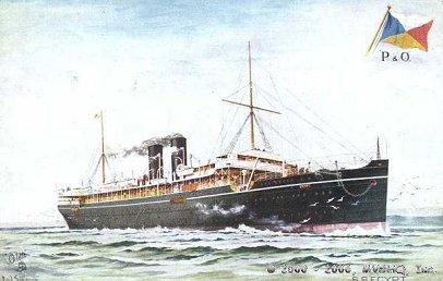 RMS Egypt